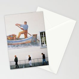 Zurich Truman Show Stationery Cards