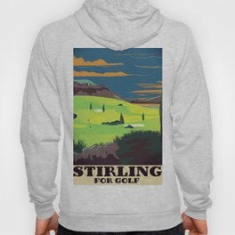 Stirling For Golf Hoody