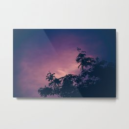 Mstical Travel Metal Print