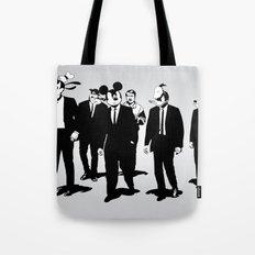 Walt's Protection Crew Tote Bag