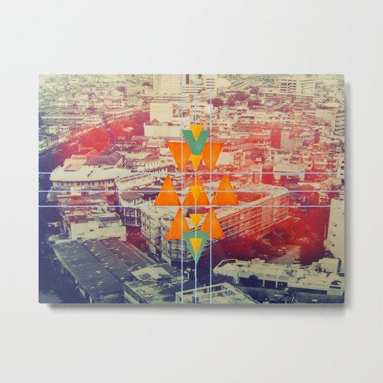 try angles Metal Print