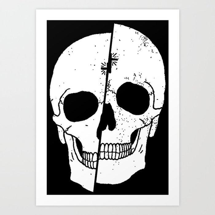 losing my religion Art Print