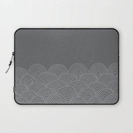 Wave pattern 01 Laptop Sleeve
