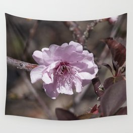 Plum Flower Wall Tapestry