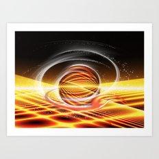 Sonnensymphonie Art Print