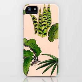 Fronds & Friends iPhone Case