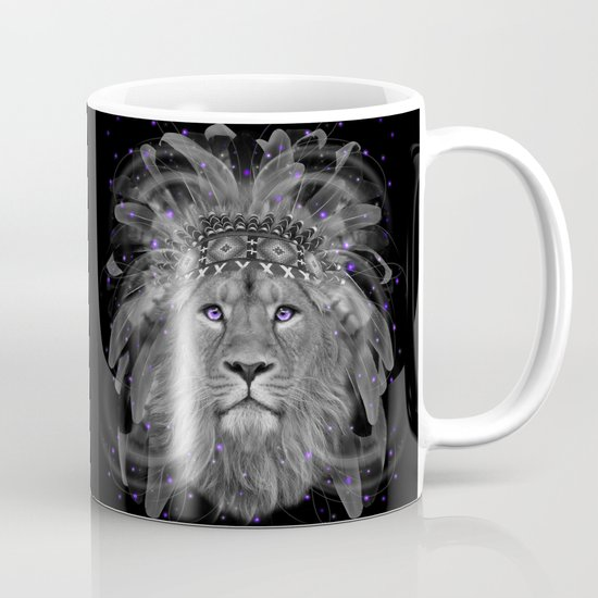 Don't Define Your World (Chief of Dreams: Lion) Tribe Series Mug