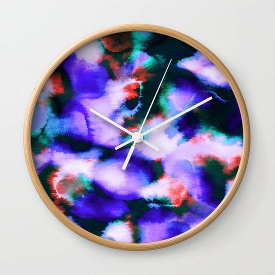 Ice tropical Wall Clock