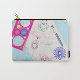Spirograph Carry-All Pouch