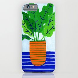 Potted plant I iPhone Case