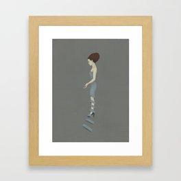 Splice II Framed Art Print