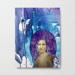 GRACE - color Metal Print