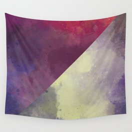 Splice the Soul Blossom Abstraction Wall Tapestry