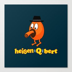 HeisenQbert Canvas Print