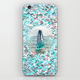 Surfin iPhone Skin