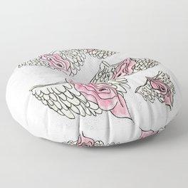FLYING VULVAS Floor Pillow