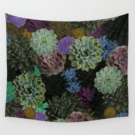 Remember Succulent Wall Tapestry