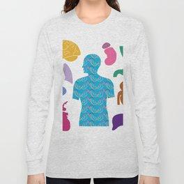 Human Body_C Long Sleeve T-shirt