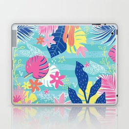 Tropical Vibes Laptop & iPad Skin