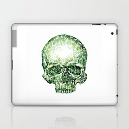 Tropical Skull ! Laptop & iPad Skin