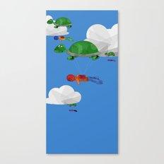 Paraturtle Canvas Print