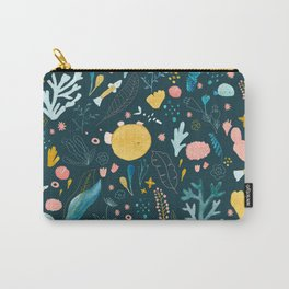 Underwater Jungle Carry-All Pouch