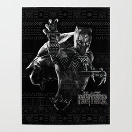 Black Panthers Poster