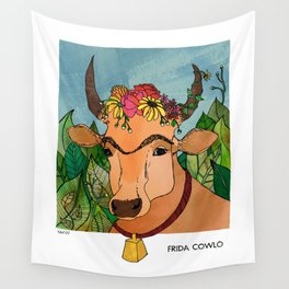 Frida Cowlo Wall Tapestry