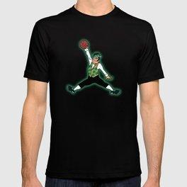 Celtics Leprechaun Jumpman T-shirt