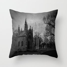 Forever Home  Throw Pillow