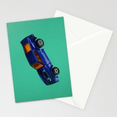 BLUE MATCHBOX Stationery Cards