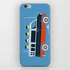 The Titanic Van Sinks iPhone & iPod Skin