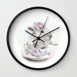 stuck Wall Clock