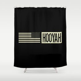 Hooyah Shower Curtain