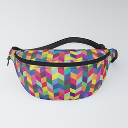 Geometric Pattern #1 Fanny Pack