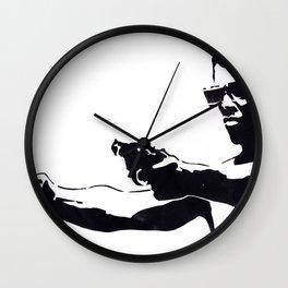 Rock N Rolla Wall Clock