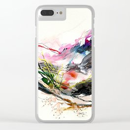 Day 58: Beauty and variety could not exist without peculiarity. Clear iPhone Case