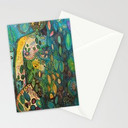 Kissed by the sky Stationery Cards
