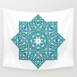 Celtic Knotwork Pattern Wall Tapestry