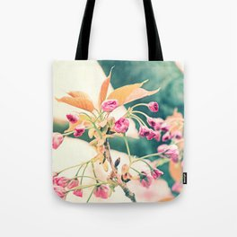 Welcome to Spring Tote Bag