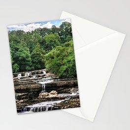 Aysgarth Upper Falls Stationery Cards