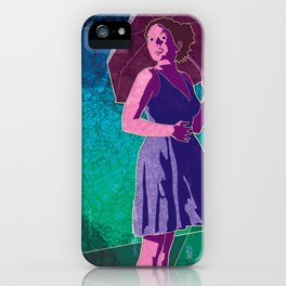 Can you keep a secret? iPhone Case