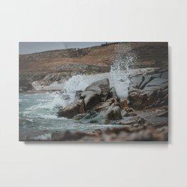 Waters of Fanad Head Metal Print