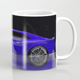 American car - Walking to the sky! Camaro Coffee Mug