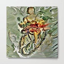 i like bike Metal Print