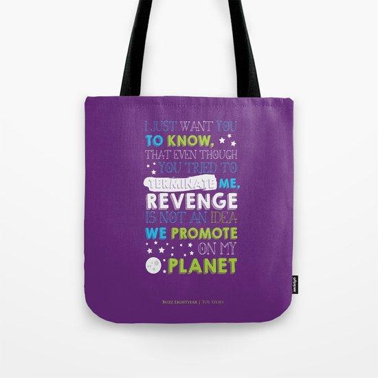 Buzz Lightyear Tote Bag
