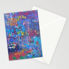 Nothing Lasts Forever All is Eternal Stationery Cards