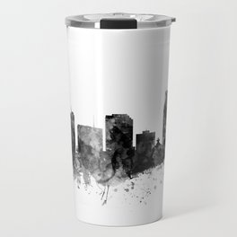 Corpus Christie Texas Skyline Travel Mug
