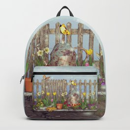 Spring Gardening Backpack