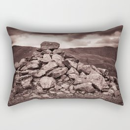 Others have been here before Rectangular Pillow